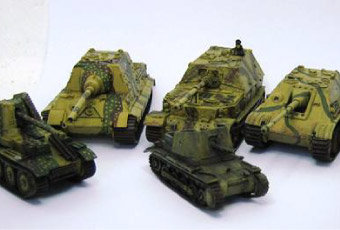 German Tank Destroyers