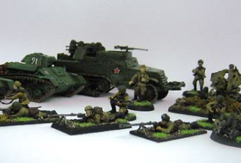 1250 points of Soviets